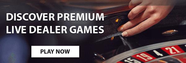 Premium Live Dealer Games
