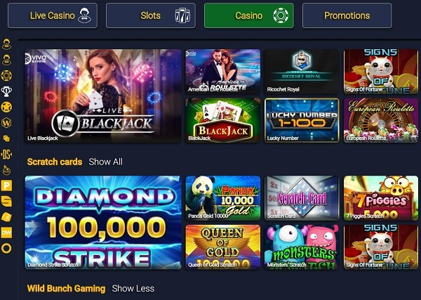Bitcoin gaming free spins bonus
