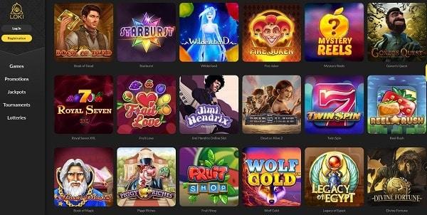 Loki.com Casino Online Review