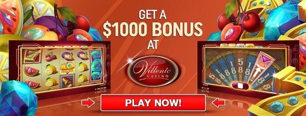 $1000 welcome bonus - Play Microgaming Slots!