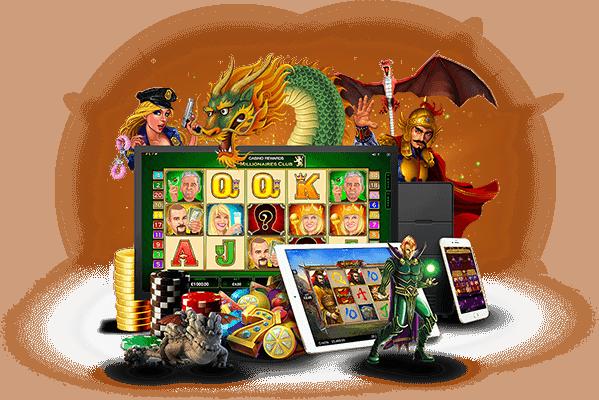 Villento Casino Games - play for free!