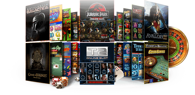 Microgaming Slots, Jackpots & Live Casino at UK Casino Club