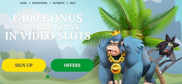 Welcome Bonus (free cash + free spins)