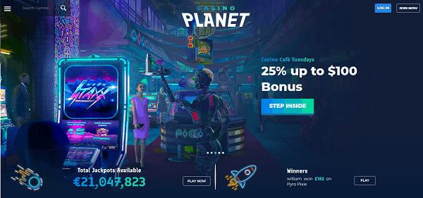 25% up to $100 bonus