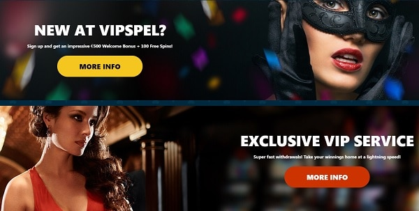 New at Vipspek? Exclusive Offer!