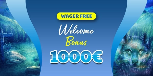 Wager-Free Welcome Bonus