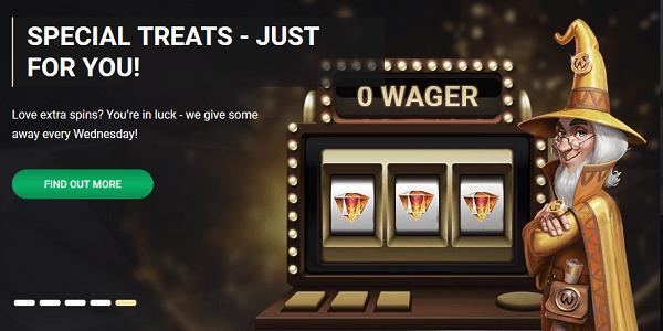 No Wager Bonuses