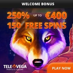 Join today and play 150 free spins