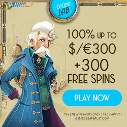 Sign up and play with free spins now!