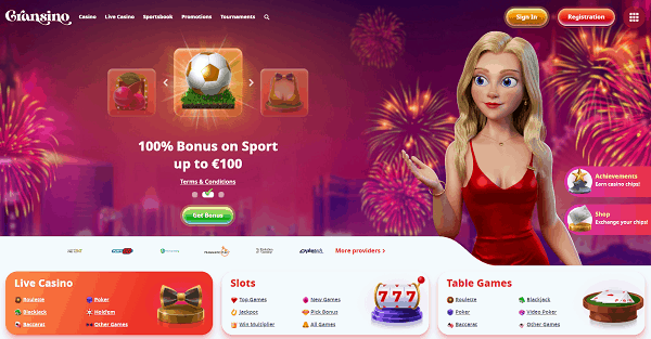 Sign Up Bonus, Free Spins, Cashback, Free Bet, and Other Promotions