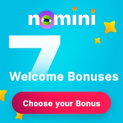 Click here and choose your welcome bonus and free spins!