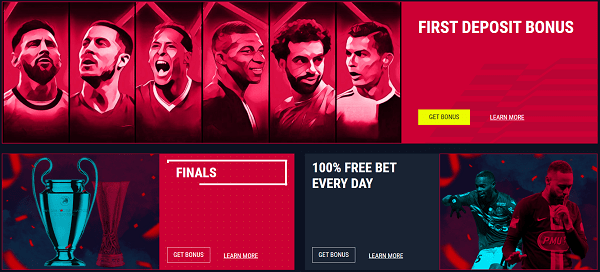 Rabona Sportsbook Free Bet Bonus