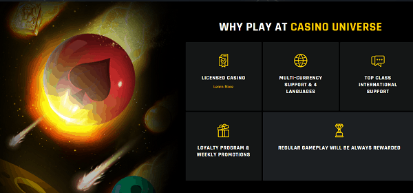 Why you should play in this casino?