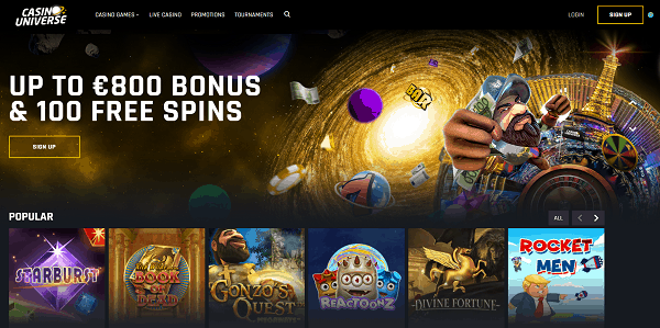 Get 100 free spins instantly!