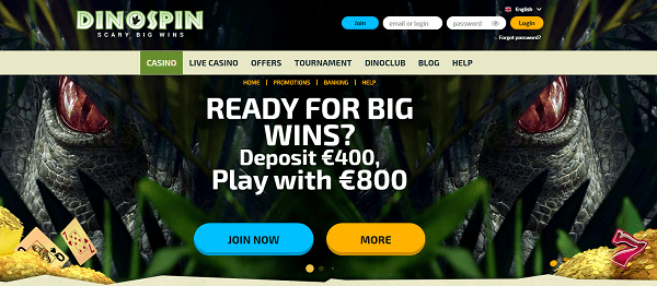 Join Now and Get Free Spins!