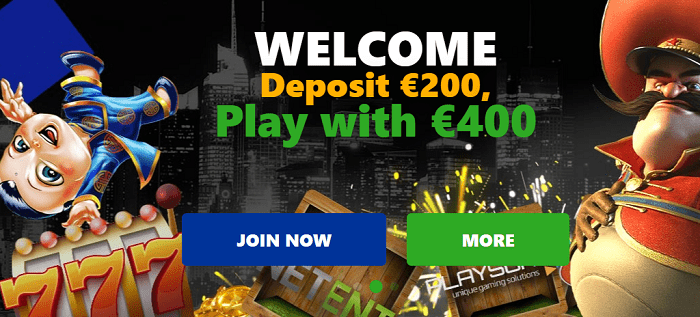 Join the Bet N Spin Casino Now