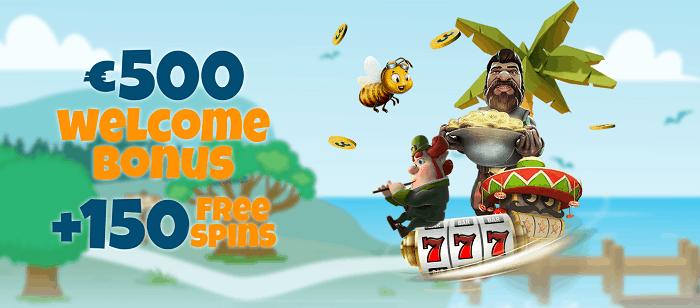 Welcome Bonus and Free Spins Offer