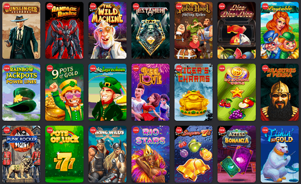 FezBet Casino Games and Sportsbook