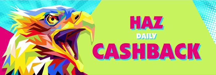 Haz Cashback