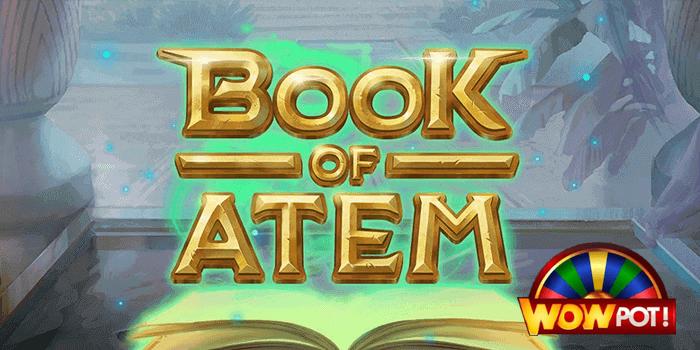 Book of Atem WOWPot jackpot website review