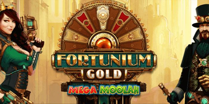 Fortunium Gold jackpot Mega Moolah