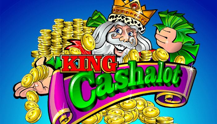 King Cashalot free spins bonus