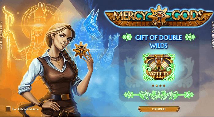 Mercy of The Gods jackpotbig winner