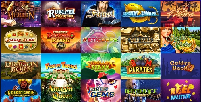 Race Casino Review Website
