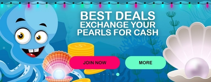 Exchange Your Perls For Cash (Loyalty Bonuses)