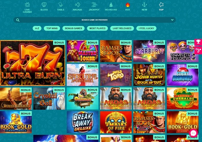Lotaplay Casino Online Review Page
