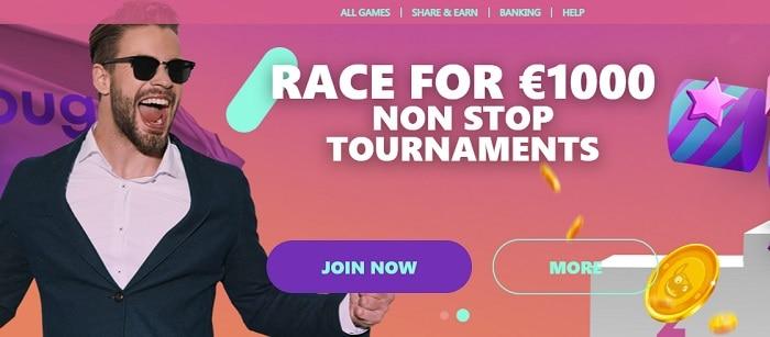 Race for 1,000 EUR
