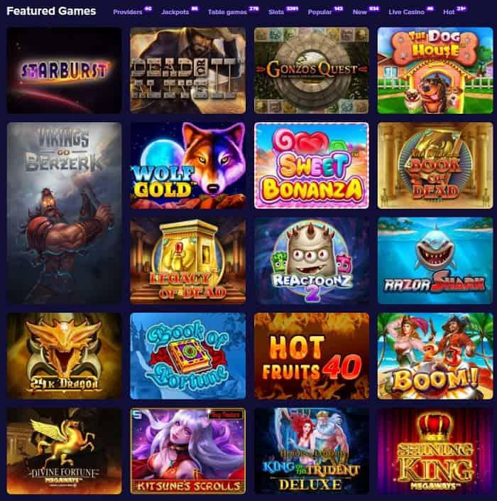 Stellario Casino Review Page