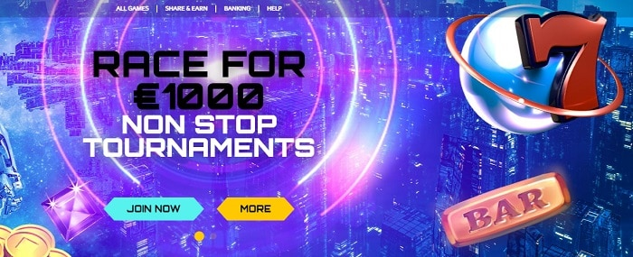 Win 1000 EUR every day
