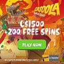 Casoola Casino 200 Free Spins and €1500 Welcome Bonus