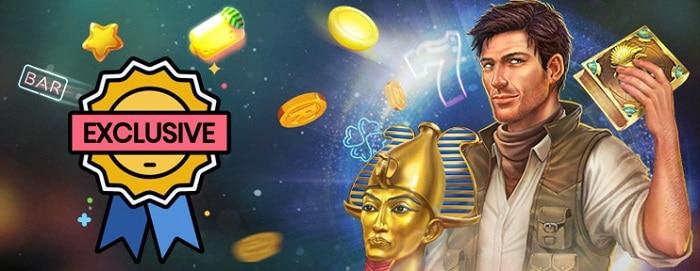 Exclusive Casino Bonuses - free spins, no deposit, codes