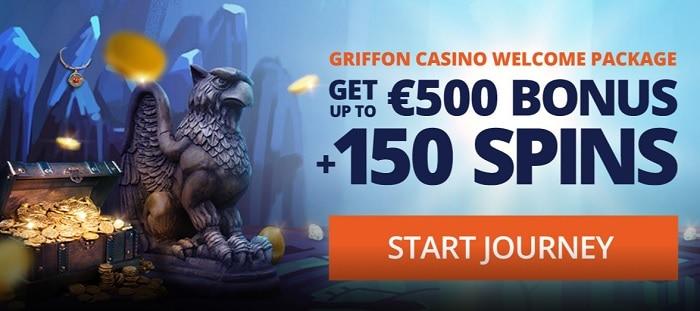 Get 150 freespins and 100% bonus!