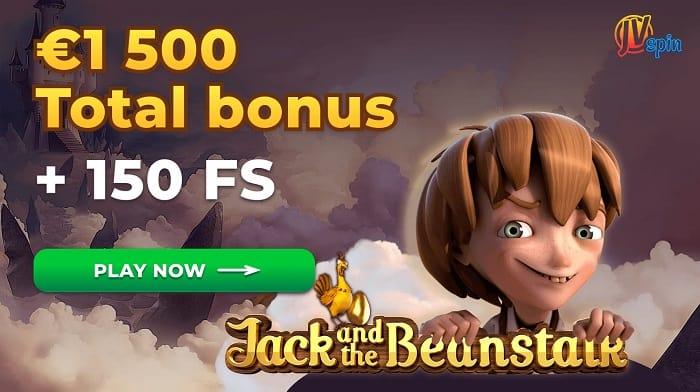 150 Gratis Spins