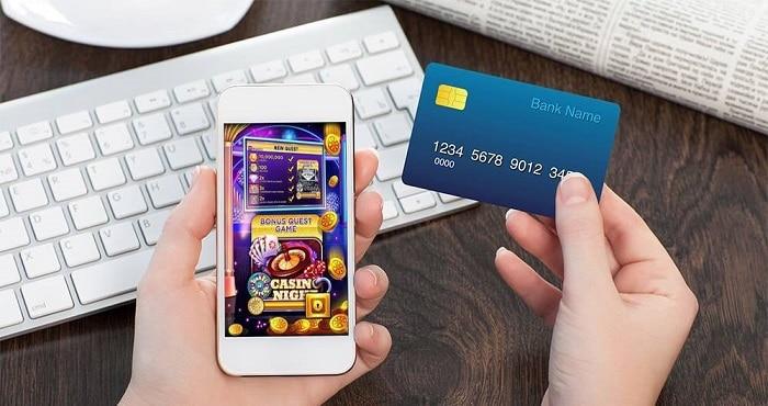 CasiGO deposit and withdrawal