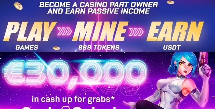888Stars token