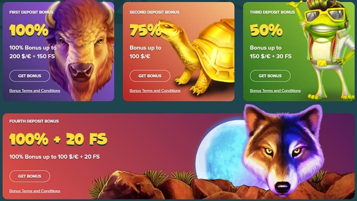 Abo Bonuses and Free Spins Promotions!