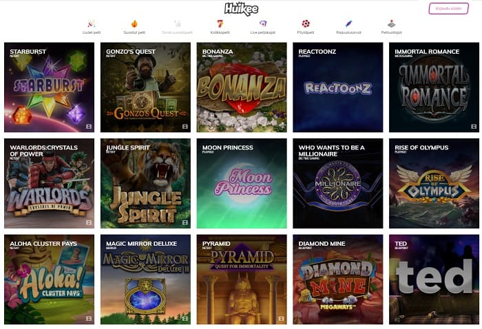 Huikee Casino Full Review