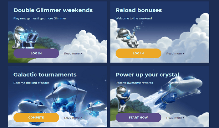 Latest Casino Promotions