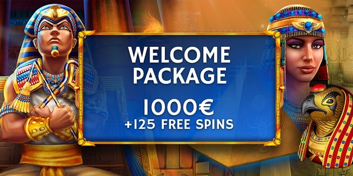 Horus Welcome Bonus and Free Spins