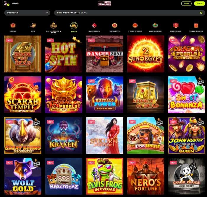 Samurai Casino Free Bonus