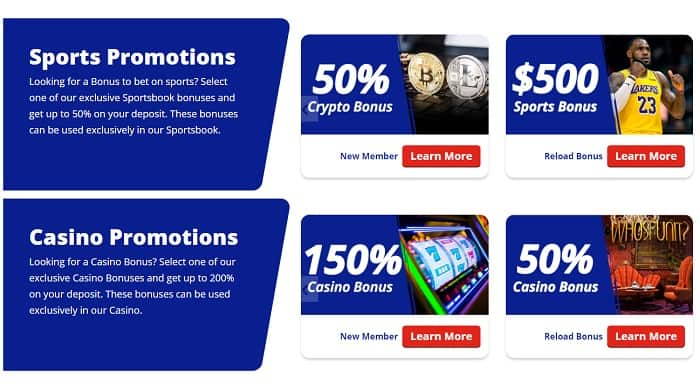 Exclusive Bonuses and Promotions