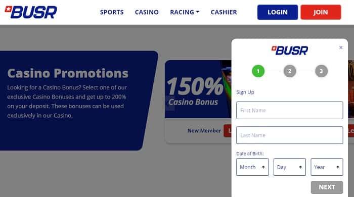 150% Bonus and Free Spins