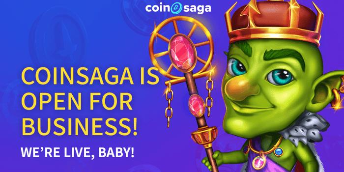 Saga Casino free bonus