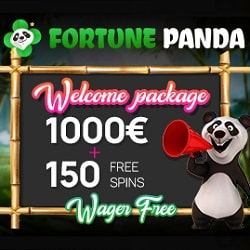 Fortune Panda free spins