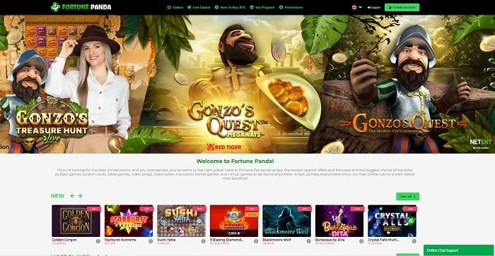 Fortune Panda Casino Full Review