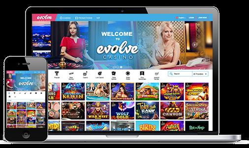 Evolve Mobile App